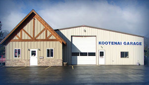Auto Repair at Kootenai Garage in Stevensville, Mt